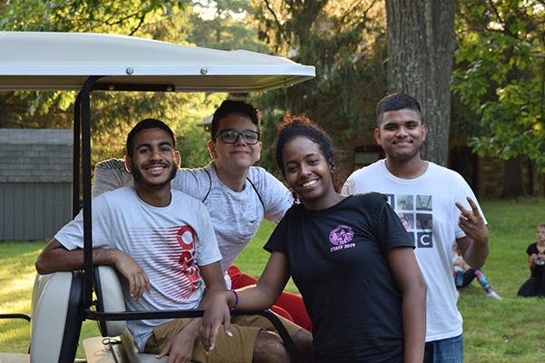 Deaf Camp Staff Members