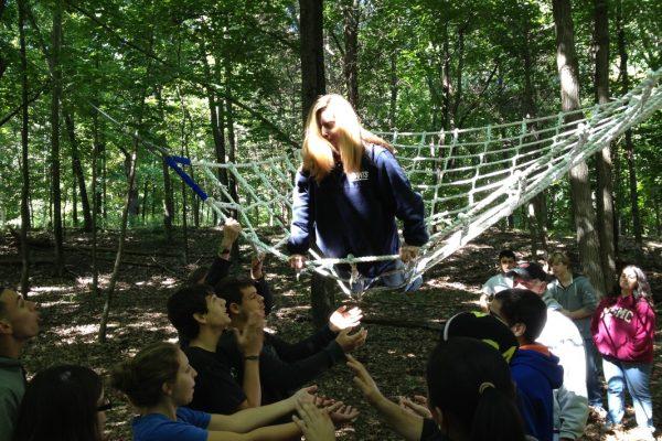 Outdoor Adventure - Group Activity