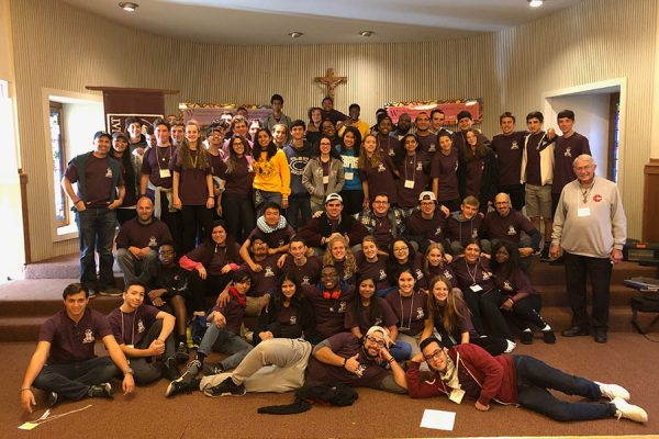 Retreats group photo