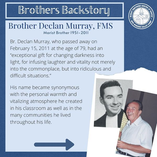 Brothers Backstory Brother Declan Murray, FMS