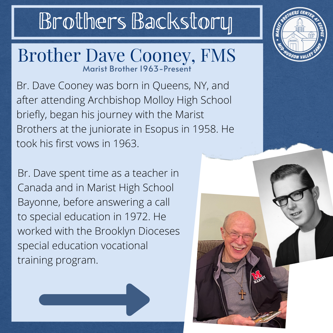 Brother's Backstory - Brother Dave Cooney, FMS