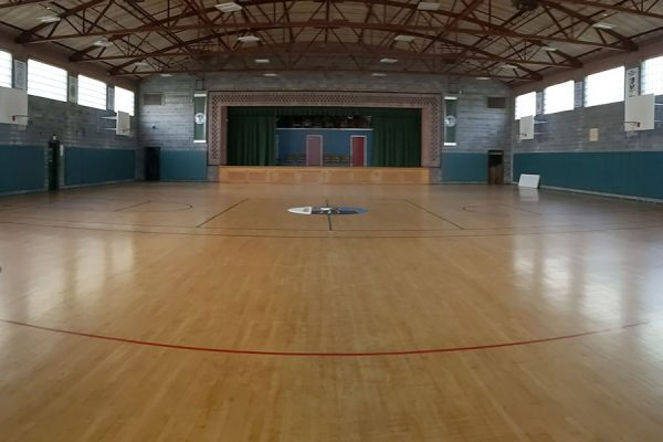 Gym - Main House