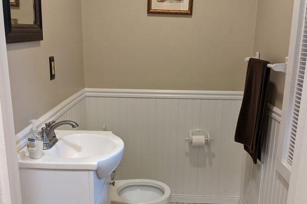 1st Floor Bathroom - Holy Rosary