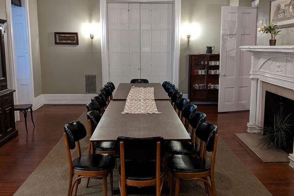 Dining Room - Holy Rosary