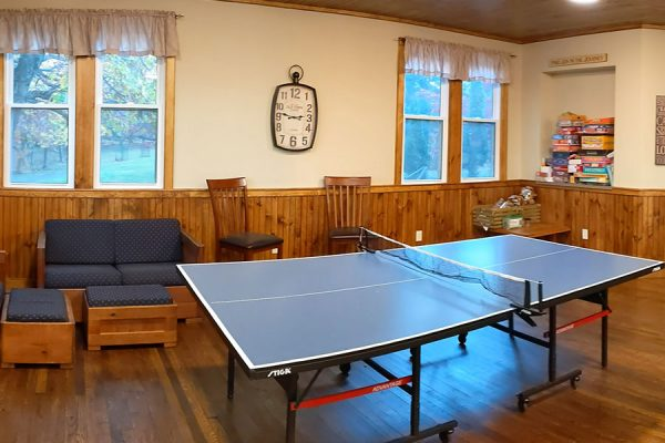 Game Room - Holy Rosary