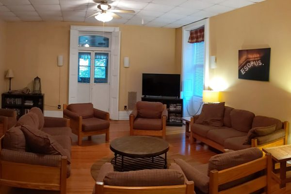 Living Room - Holy Rosary