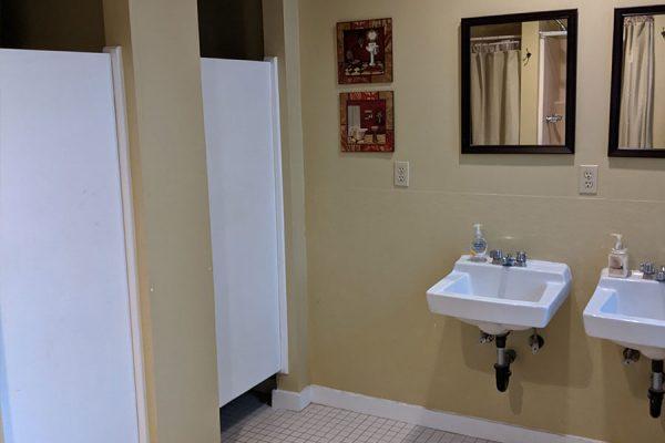 Shower Room - Holy Rosary