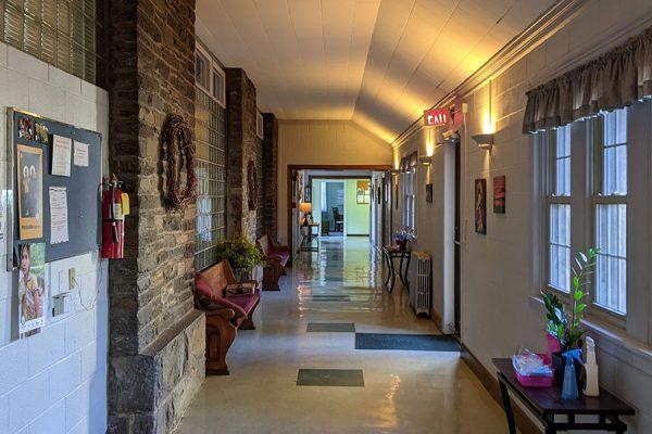 Hallway - Main House