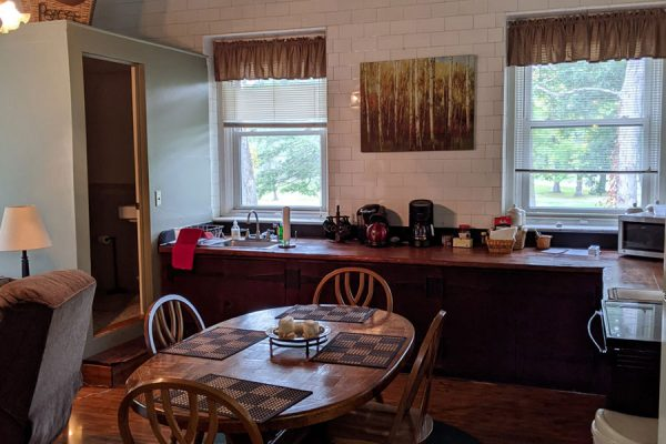 Kitchen - L'Hermitage