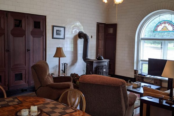 Living Room - L'Hermitage