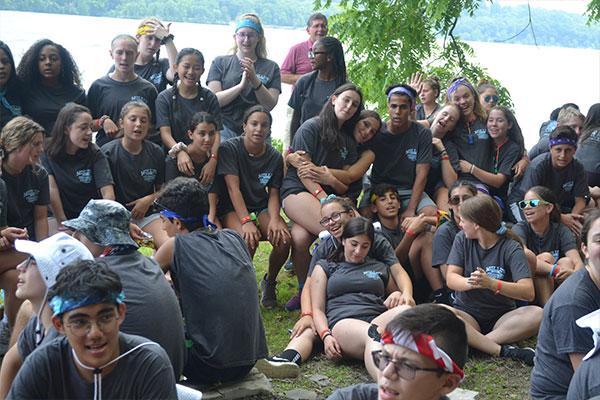 Malloy Freshmen Campers