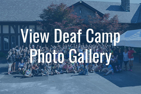 View Deaf Camp Photo Gallery